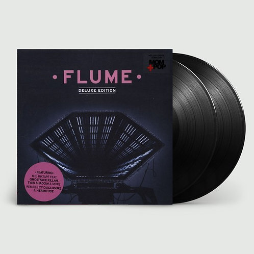 Flume - Flume: The Mixtape / The Remixes
