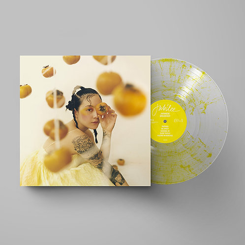 Japanese Breakfast - Jubilee (First pressing on limited-edition Clear & Yellow)