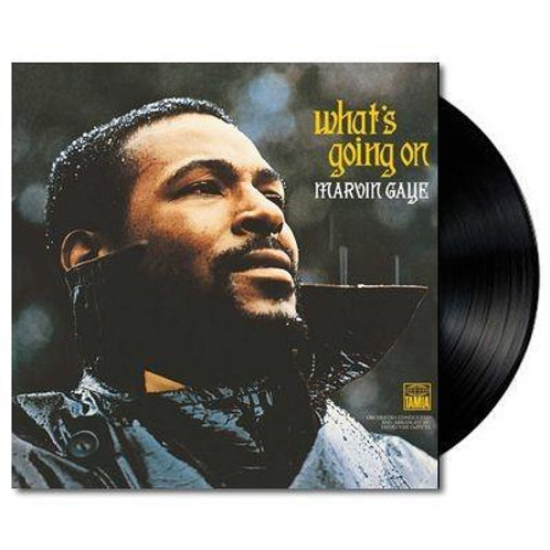 Marvin Gaye- What's Going On