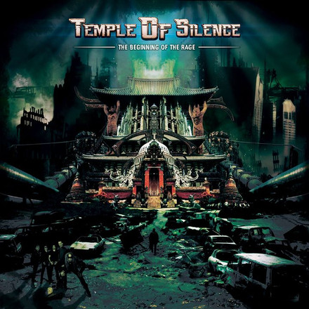 TEMPLE OF SILENCE ALBUM