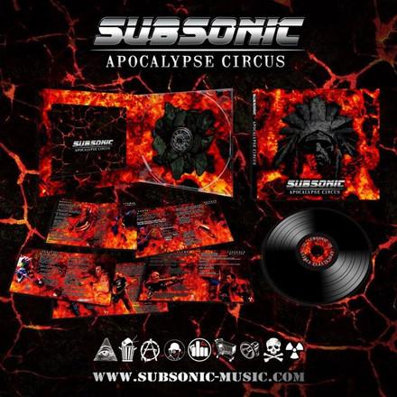 SUBSONIC ALBUM