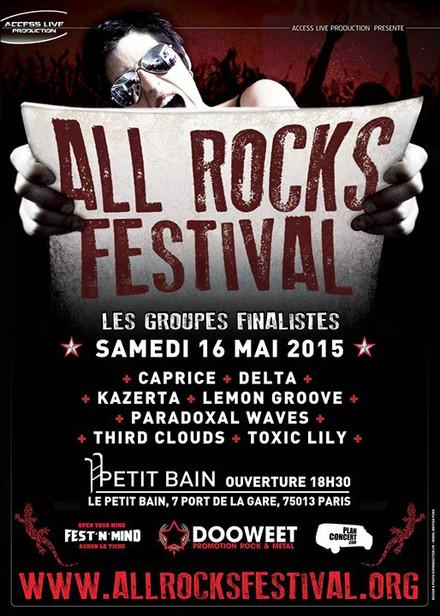 ALL ROCKS FESTIVAL