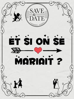 Et si on se mariait?