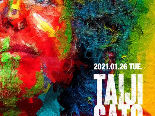 1/26出演「佐藤タイジBirthday  Party」時間変更のお知らせ