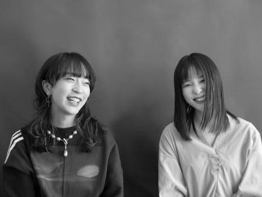 [MAGAZINE]『BARFOUT! 4月号』神田莉緒香さんとの対談掲載!