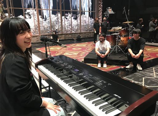 7/12(日)24:30~フジテレビ系『Love Music』出演決定!