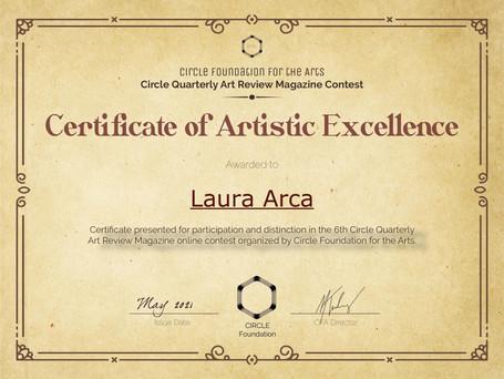 CFA_CQAR6_Contest_ExcellenceAward_Laura