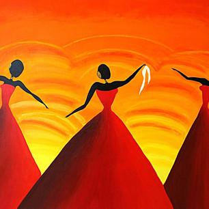 Baile oriental