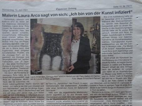 Reportage Eppsteiner Z. 2021