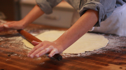 Dough Sheeting