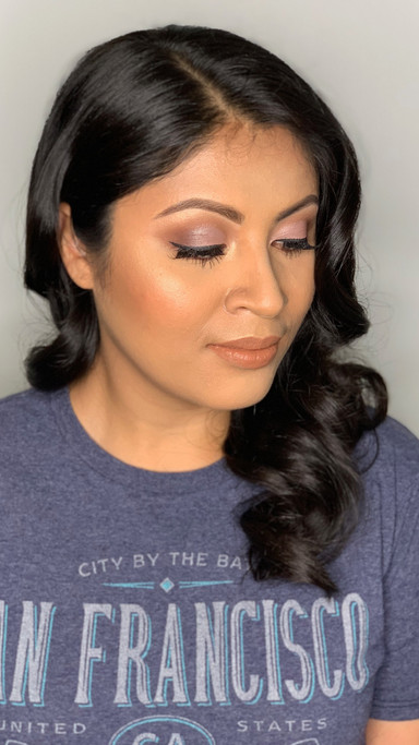 SOFT GLAM MAKEUP