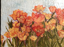 tulips  SOLD