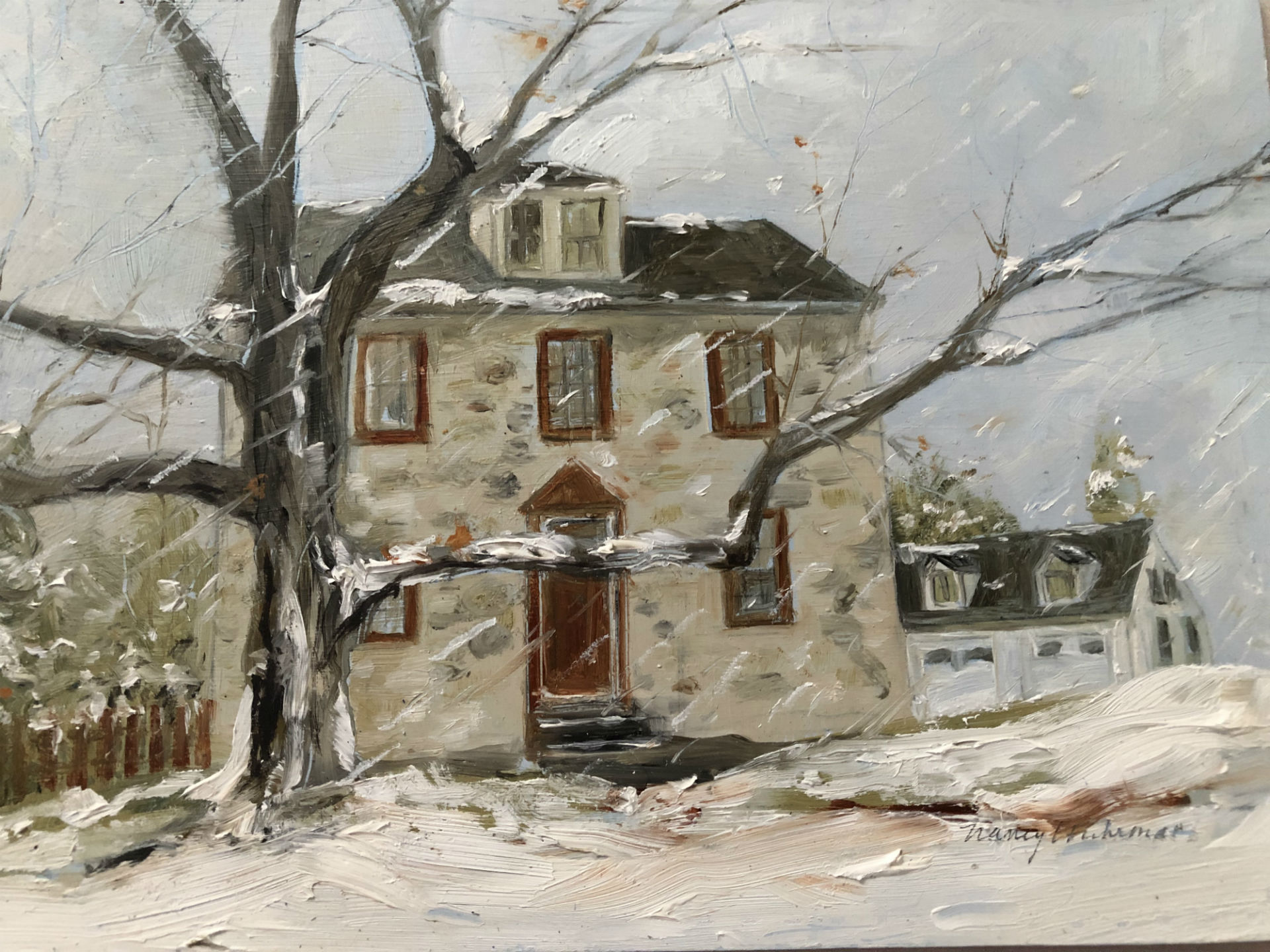 Jesse Meredith House