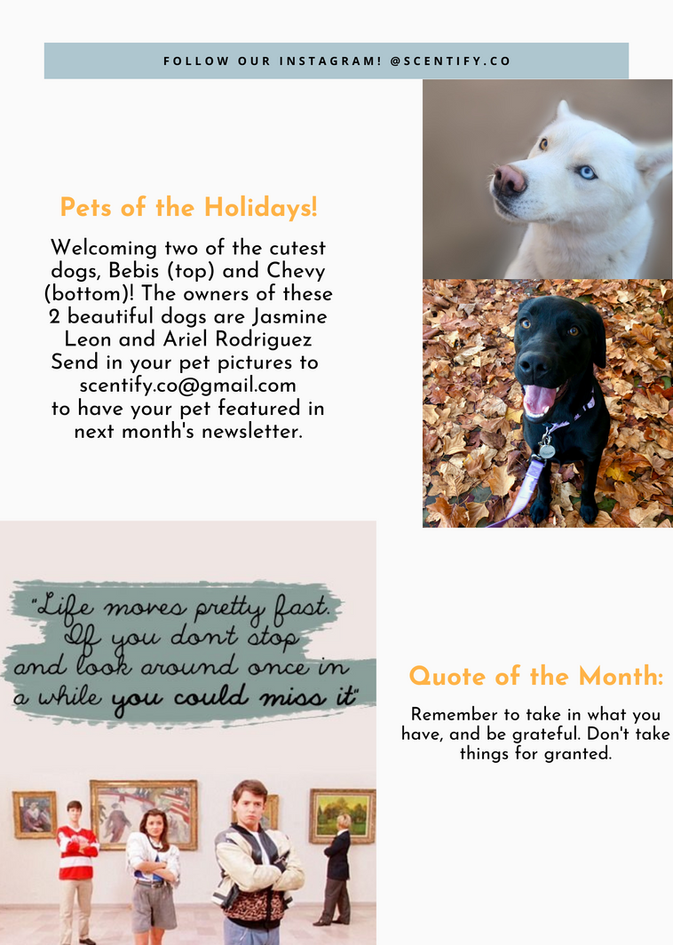 Green and Gray Simple Employee Newslette