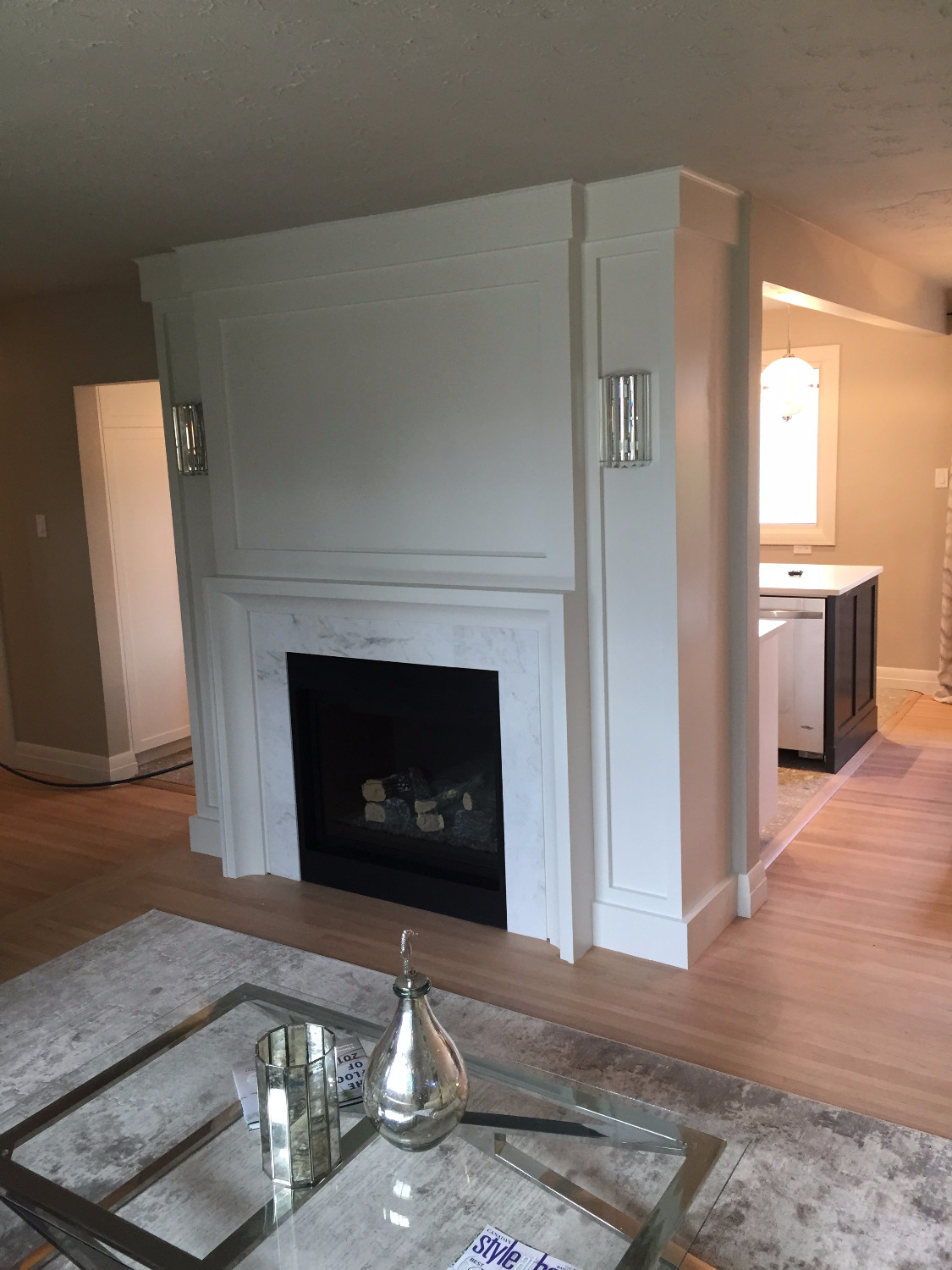Fireplaces 12