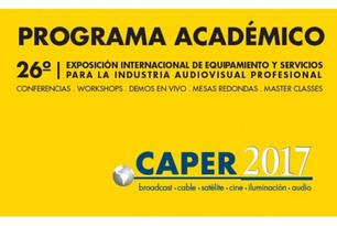 Programa Académico CAPER 2017