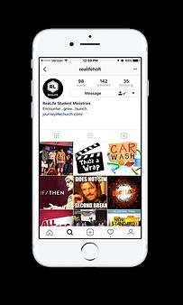 Realife, Instagram, Journey life church