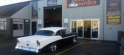 Nostalgia Motors, 4e Wickham Street, Hamilton