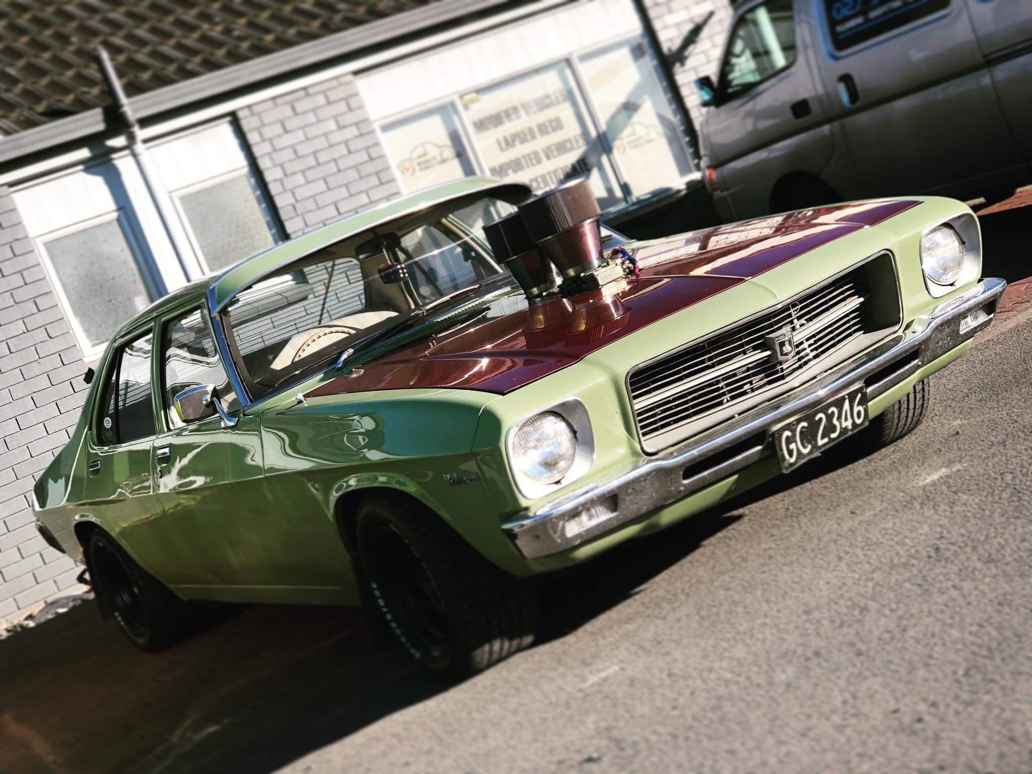 1972 Holden HQ
