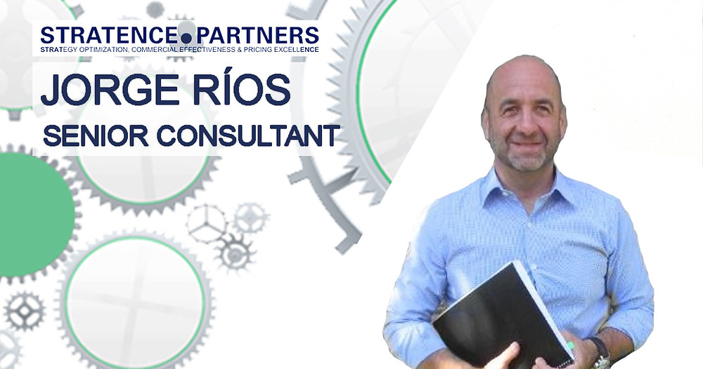 Jorge Rios Senior Consultant