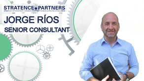New Stratence Partners Senior Consultant