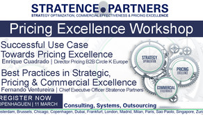 Save the date: Pricing Excellence Workshop, 11of March, Copenhagen