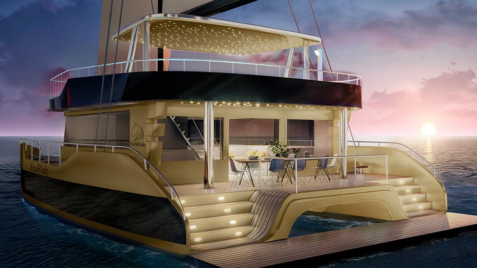Searide Luxury Cruise