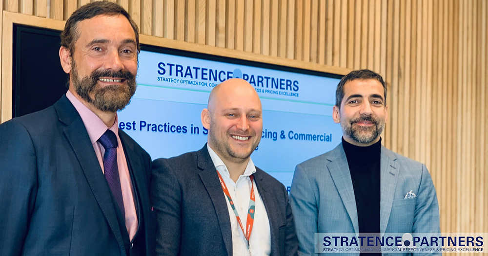 Great Workshop in Copenhagen Strategy, Pricing and Commercial Transformation