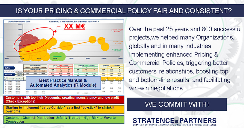 Pricing & Commercial Policy