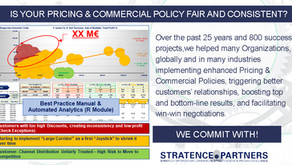 Is your Pricing & Commercial Policy fair and consistent?