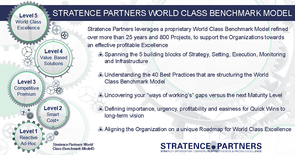 Stratence Partners World Class Benchmark Model