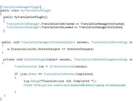 Translation Manager Plugin