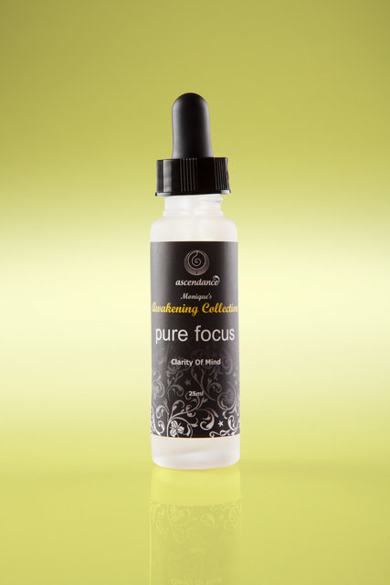 flower essence PURE FOCUS mental clarity