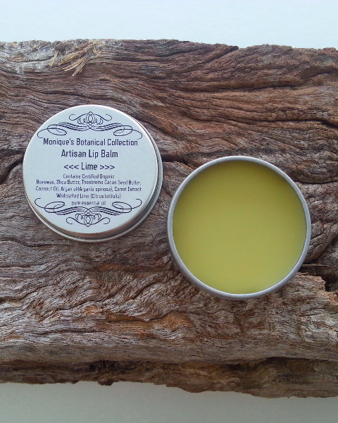 Lip Balm * Lime + Coconut