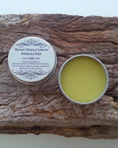 Lip Balm * Lime + Coconut