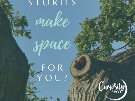 Which narratives have space for you?