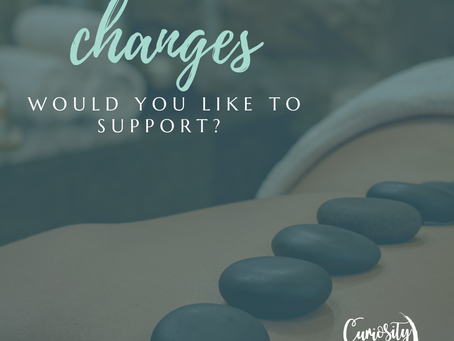Supporting Change