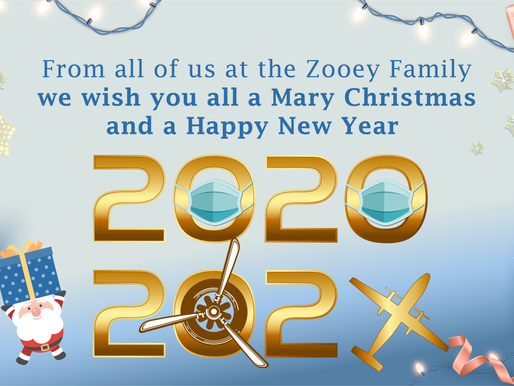 Holiday Greetings and 2021 Wishes