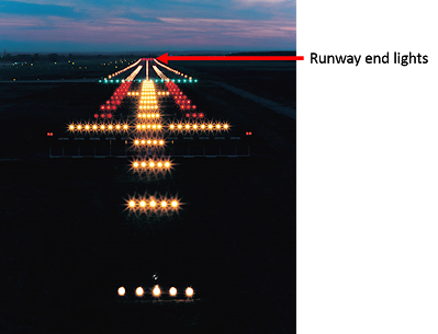 Light at the end of the Runway