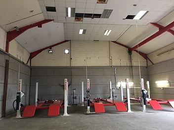 Hickleys Garage Equipment, LH Electrical Services, Taunton electrian
