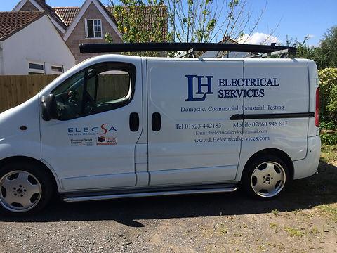 Taunton Electrician, Electrcan Taunton, LH Elctrical Services