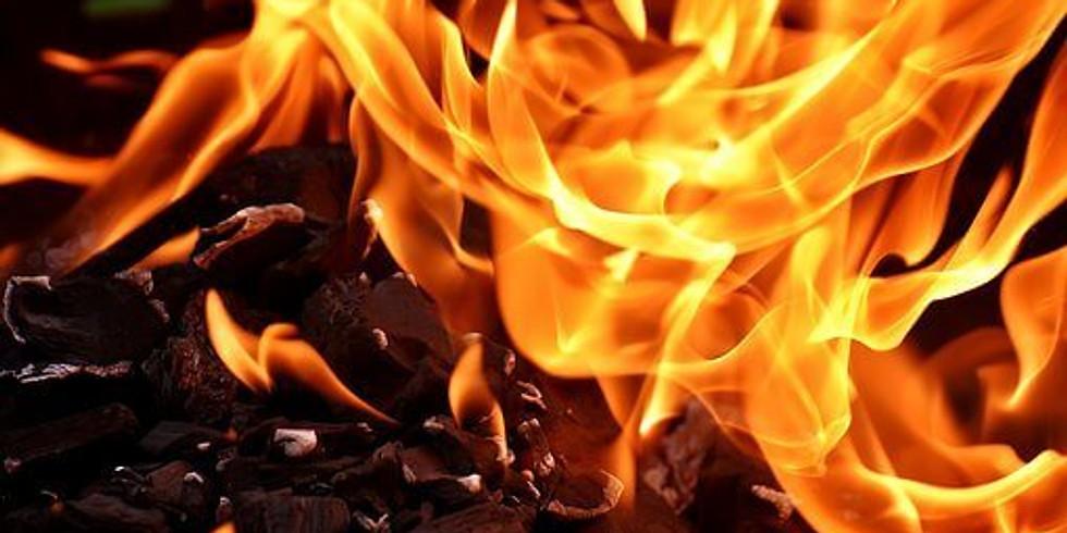 Sangaften omkring bålet