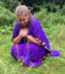 Kvinde i bøn