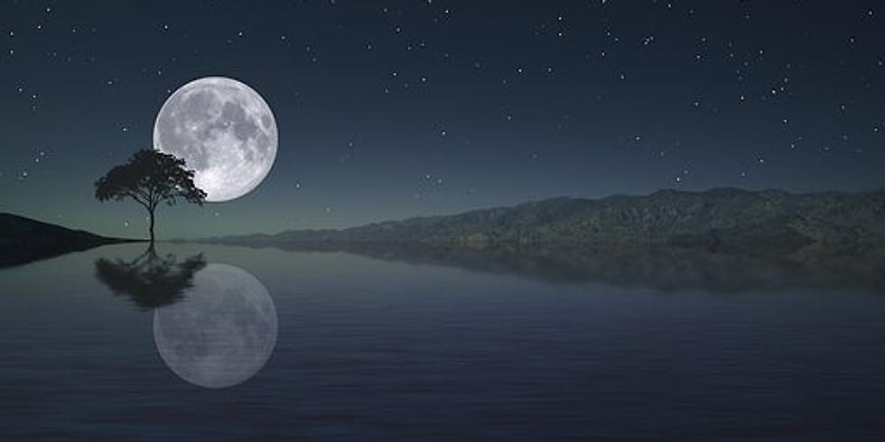 Fuldmåne bålceremoni