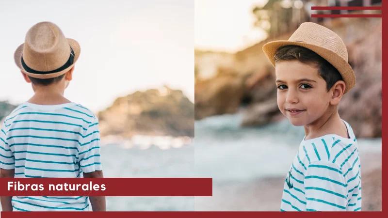 Tendencia moda infantil 2021 sombreros