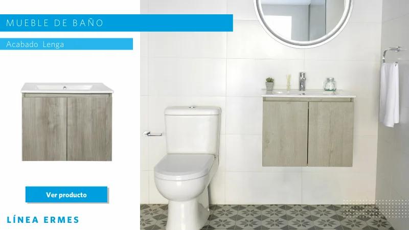 mueble de baño pequeño