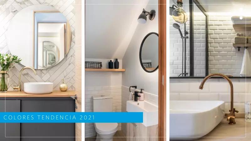 baños pequeños y grandes tendencias de diseño