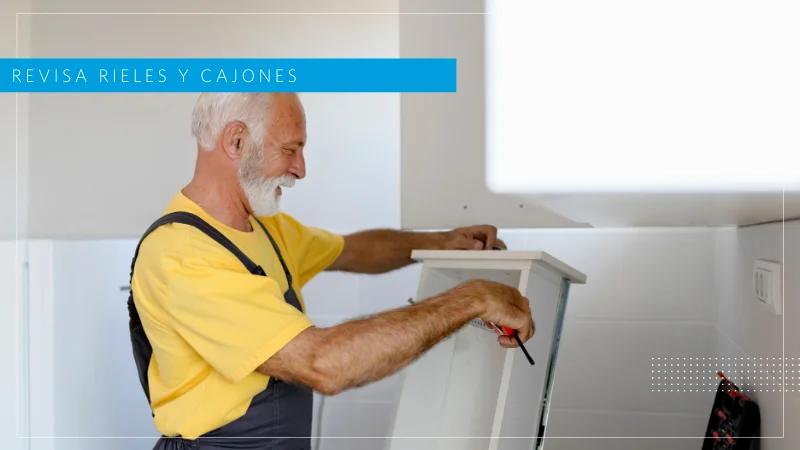 mantenimiento muebles de baño