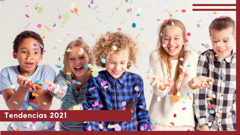 tendencia moda infantil 2021