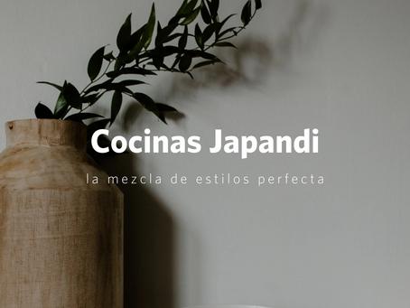 Cocinas Japandi, un estilo minimalista que es tendencia